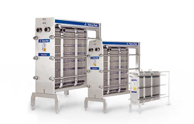 tetra-plexc heat exchanger