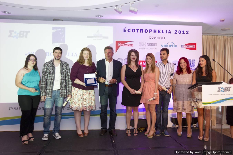 ecotrophelia 3rd prize
