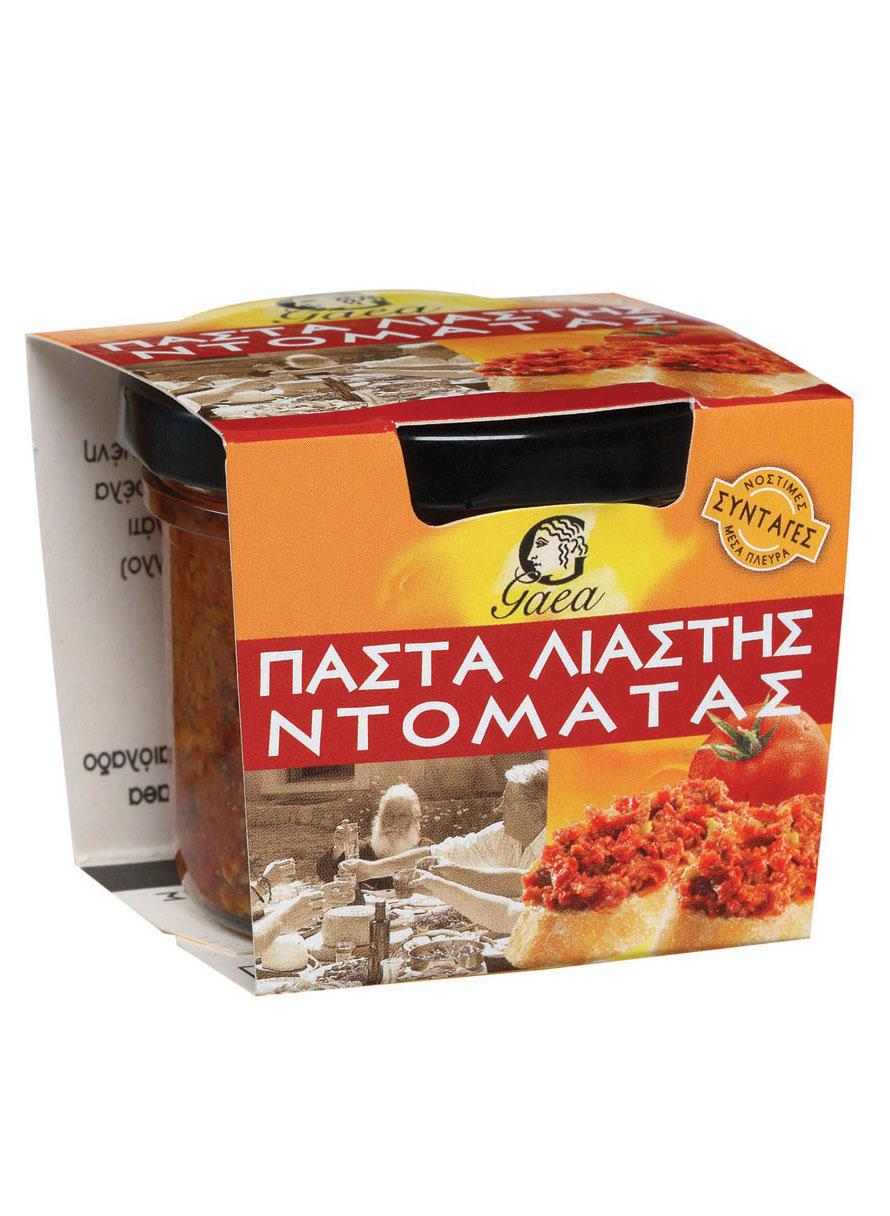 pasta liastis tomatas