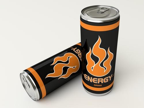 energy drink 125374523