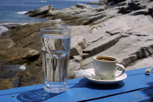 greek coffee 16941118