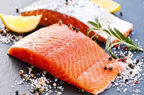 salmon 91610936