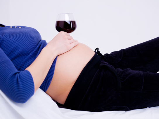 pregnantwine