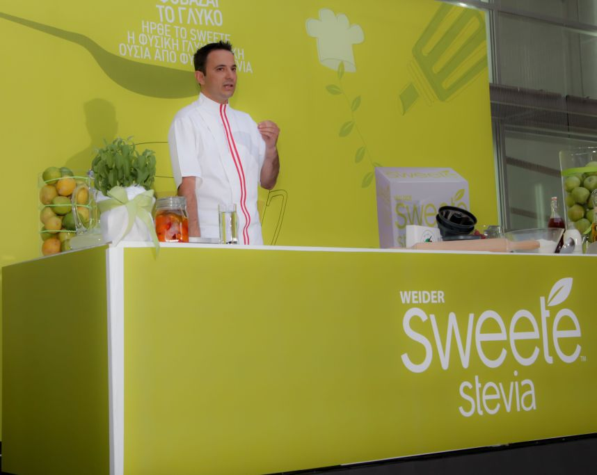 sweete chef