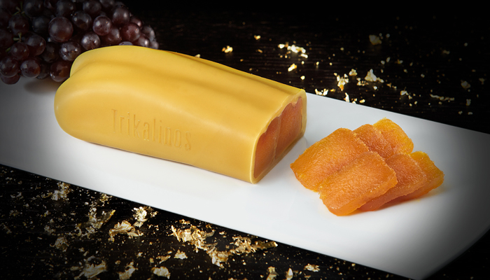 trikalinos products bottarga