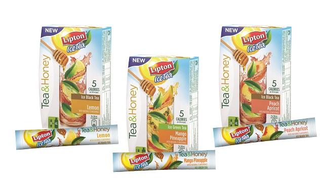 lipton packshot