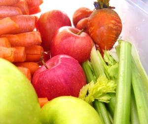 celery apples